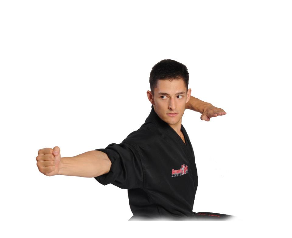 Amerikick Karate Martial Arts